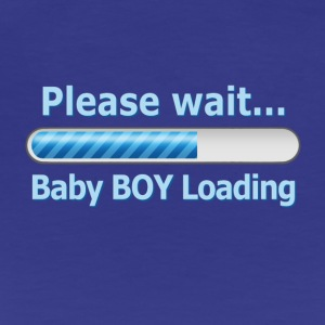 Baby Boy Loading - Women's Premium T-Shirt
