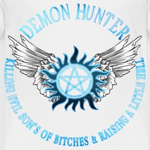 Demon Hunter  protection Symbal Flames 09 Baby & Toddler Shirts - Toddler Premium T-Shirt