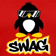Swag Penguin T-Shirts