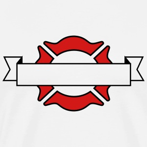 Fire Department Emblems T-Shirts - Men's Premium T-Shirt
