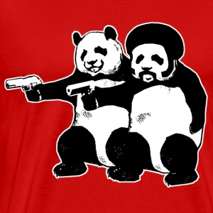 Royale with Cheese Pandas - Men's Premium T-Shirt
