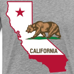 California Bear - Men's Premium T-Shirt