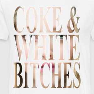 Coke T-Shirts - Men's Premium T-Shirt