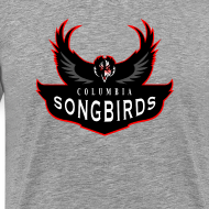 Design ~ Bioshock Infinite Columbia Songbirds Team Logo