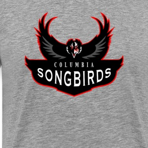 Bioshock Infinite Songbirds T-Shirts - Men's Premium T-Shirt