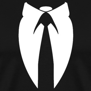 Anonymous suit - Men's Premium T-Shirt