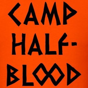 Camp Half-Blood - Men's T-Shirt
