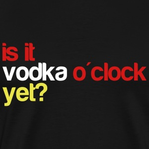 vodkaoclock T-Shirts - Men's Premium T-Shirt