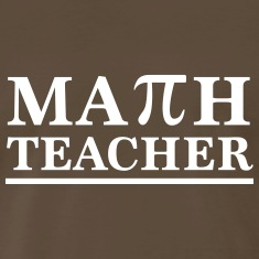 Math Teacher Pi T-Shirts