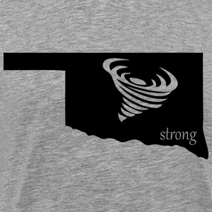 oklahoma strong T-Shirts - Men's Premium T-Shirt