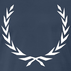 laurel wreath Shirt - Men's Premium T-Shirt