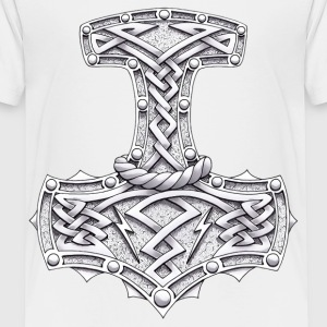 Thor's Hammer Baby & Toddler Shirts - Toddler Premium T-Shirt