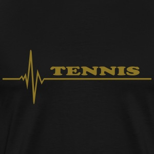 Tennis - pulse T-Shirts - Men's Premium T-Shirt