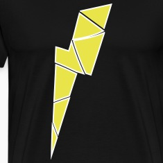 thunder bolt jordan 4 T-Shirts