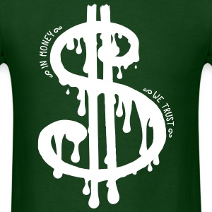 dollar slave T-Shirts - Men's T-Shirt