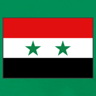 Design ~ Syria Flag T-Shirt