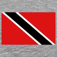 Design ~ Trinidad Flag T-Shirt