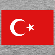 Design ~ Turkey Flag T-Shirt