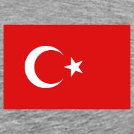 Design ~ Turkey Flag T-Shirt