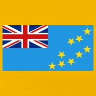 Design ~ Tuvalu Flag T-Shirt