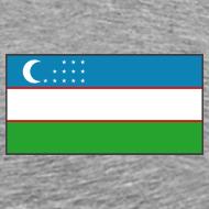 Design ~ Uzbekistan Flag T-Shirt