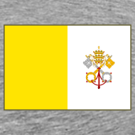 Design ~ Vatican City Flag T-Shirt