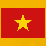 Design ~ Vietnam Flag T-Shirt
