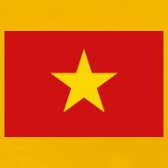 Design ~ Vietnam Flag T-Shirt