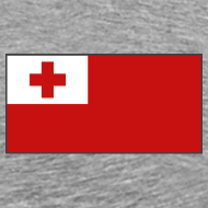Design ~ Tonga Flag T-Shirt