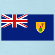 Design ~ Turks & Caicos Flag T-Shirt