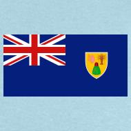 Design ~ Turks & Caicos Flag T-Shirt