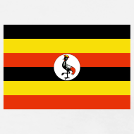 Design ~ Uganda Flag T-Shirt