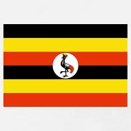 Design ~ Uganda Flag T-Shirt