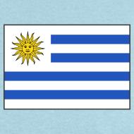 Design ~ Uruguay Flag T-Shirt