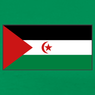 Design ~ Western Sahara Flag T-Shirt