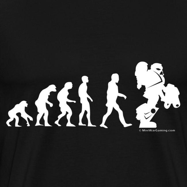 Evolution of a Wargamer