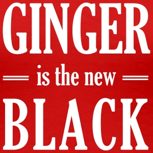 Ginger is the new black Women's T-Shirts - Women's Premium T-Shirt