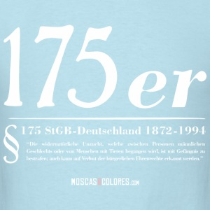 175 er. Protest. White. - Men's T-Shirt
