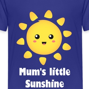 cute and happy sunshine Kids' Shirts - Kids' Premium T-Shirt