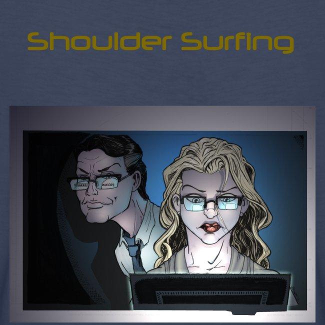 Shoulder Surfing Womens