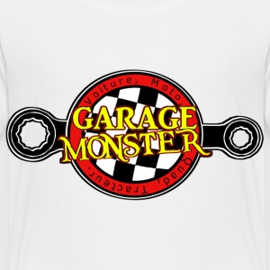 garage monster Baby & Toddler Shirts - Toddler Premium T-Shirt