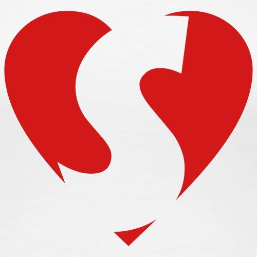 I love S - Heart S - Letter S