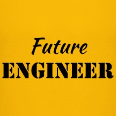 Future Engineer Kids' Shirts