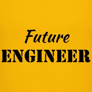 Future Engineer Kids' Shirts - Kids' Premium T-Shirt