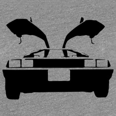 Delorean Women's T-Shirts