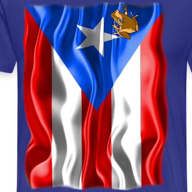 A Little Piece of Puerto Rico (Plus Size)