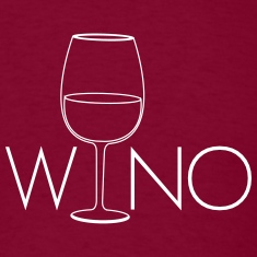 Wino. for Wine Lovers T-Shirts