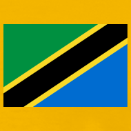 Design ~ Tanzania Flag T-Shirt