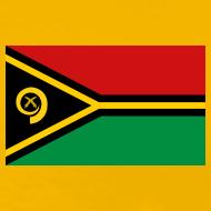 Design ~ Vanuatu Flag T-Shirt