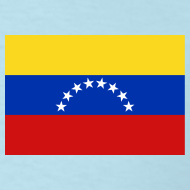 Design ~ Venezuela Flag T-Shirt